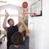 SKLz Professioneller Mini Basketballkorb