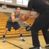 SKLZ Heavy Weight Control Basketball - Standard Trainingsball mit erhöhtem Gewicht