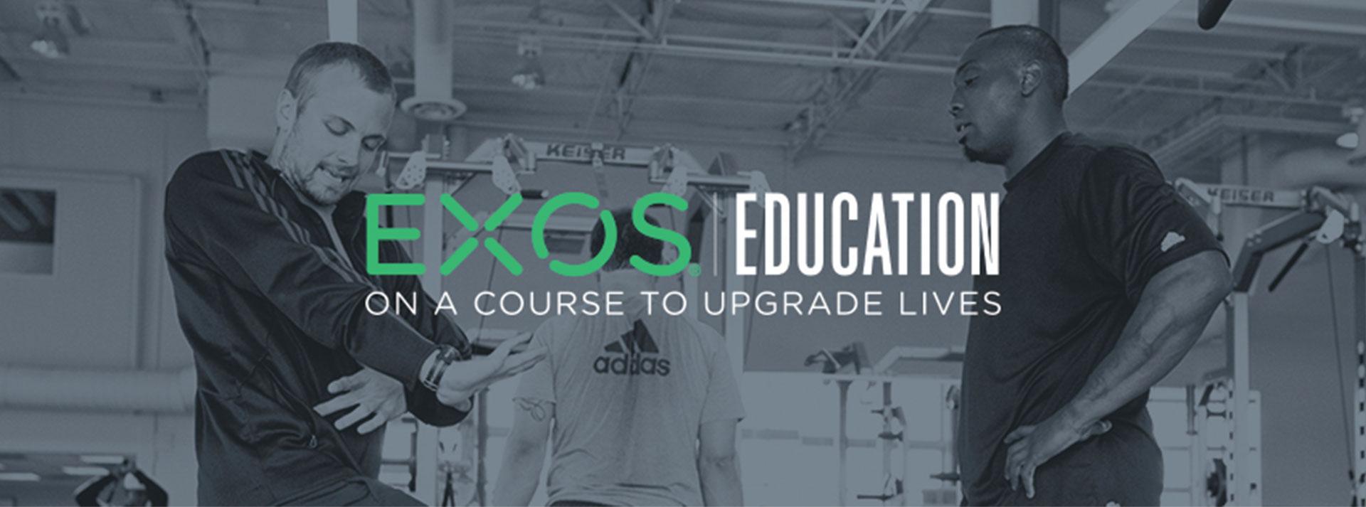 Exos on site courses