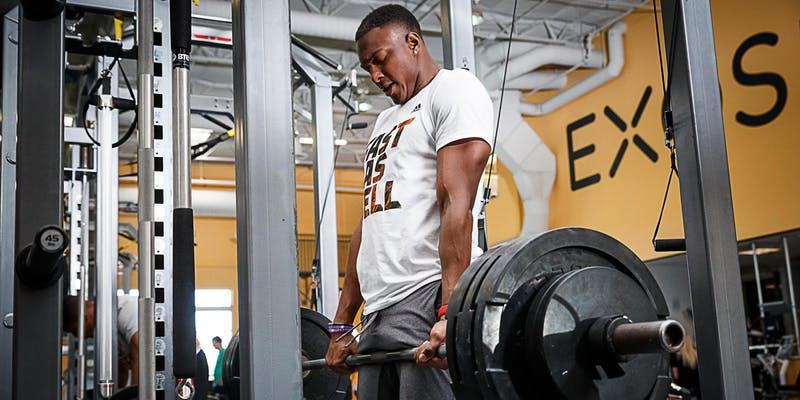 exos strength power workshop