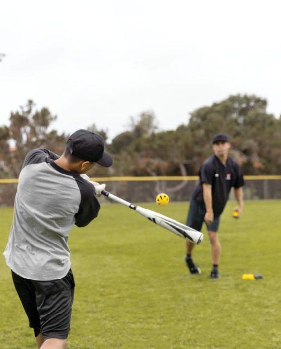 impact baseballs