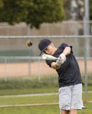 impact baseballs action 3