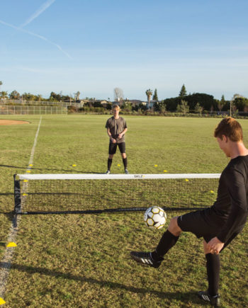 sklz soccer volley net