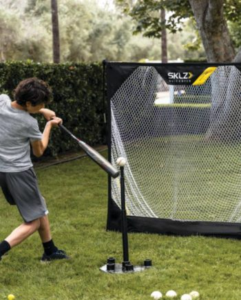 quickster 5x5 baseball net action